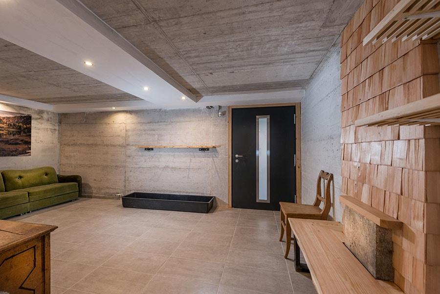 Modernes Ferienhaus in den Alpen für Familien