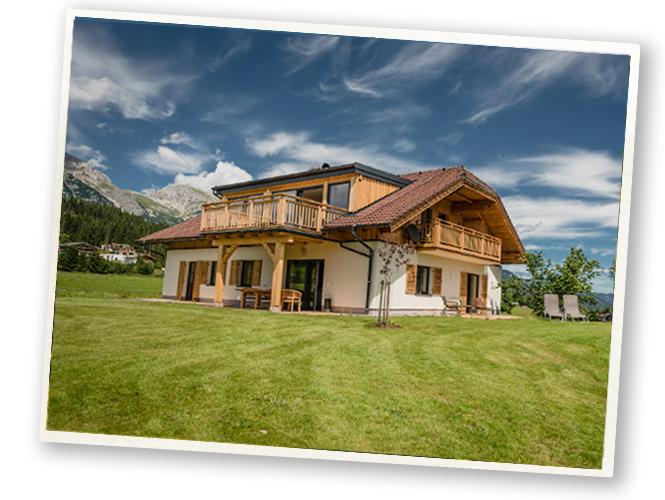 Chalet Höflehner - Urlaub in Ramsau am Dachstein, Ferienwohnung ...